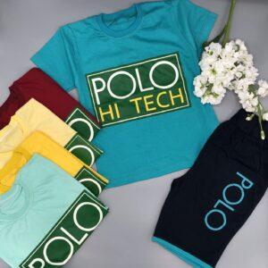 بلوز و شلوارک Polo Hi Tech