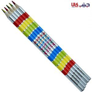 مداد ۴ رنگ MGM