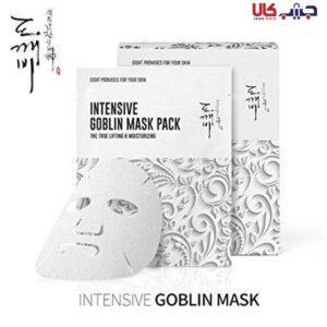ماسک کره ای هشت کاره گابلین