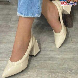 کفش پاشنه ژیوانشی کد 3106-1