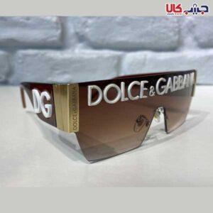عینک D&G UV400 قهوه ای کد E1069