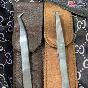 پنس دست سازه مژه مکی
