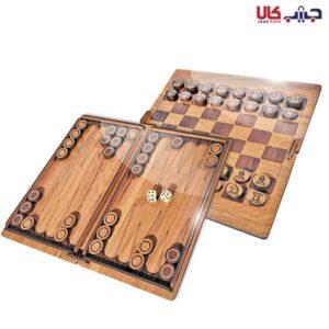 شطرنج و تخته نـرد