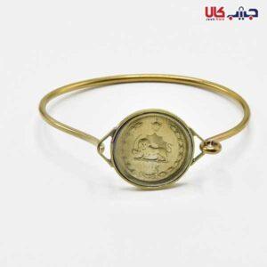 النگو سکه طلایی کد E9055
