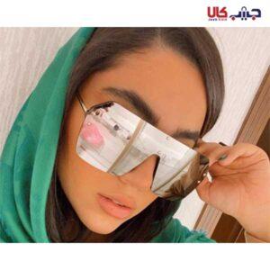 عینک ایینه ای