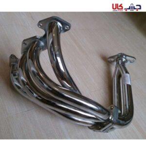 هدرز b3 فولادی کروم شده دوتیکه